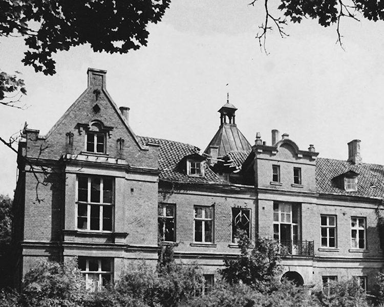 Rynge slott/gård