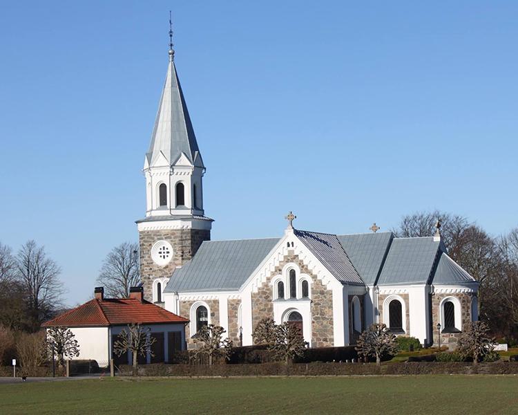 Temavandring Vallösa kyrka onsdag 21 juli