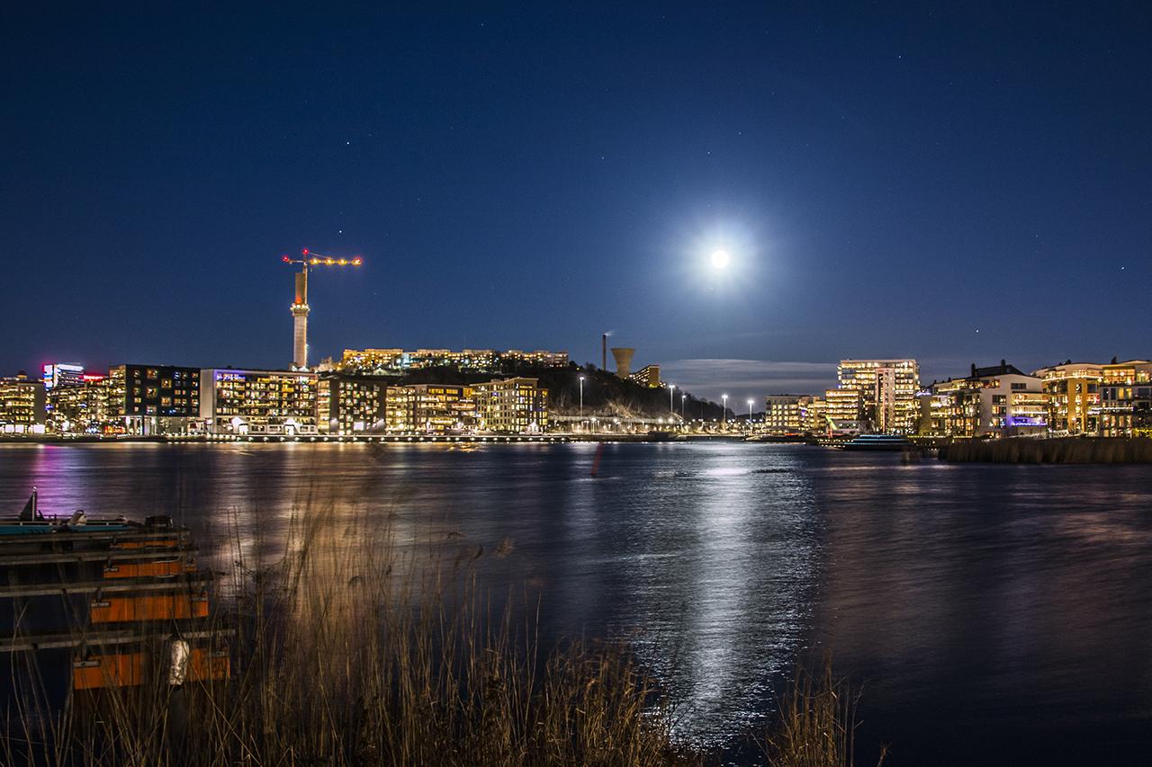 Anders Franzen´s Lekpark i Hammarby Sjöstad