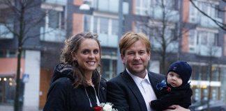 Bröllop i Hammarby Sjöstad