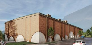Gatun Arkitekter ritar transformatorstation