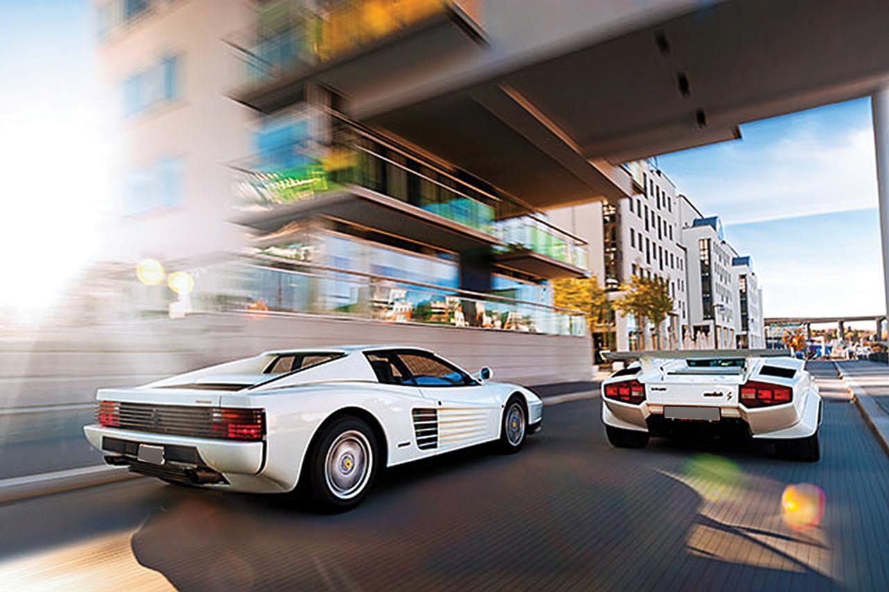 Hammarby kaj supercars