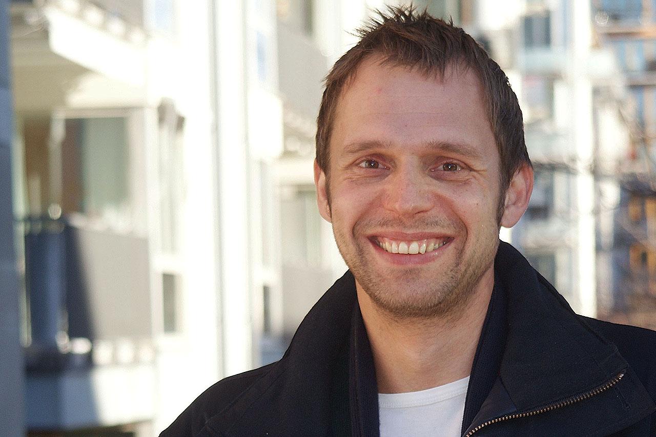 Jens Holm Vänsterpartiets klimatpolitiske talesperson