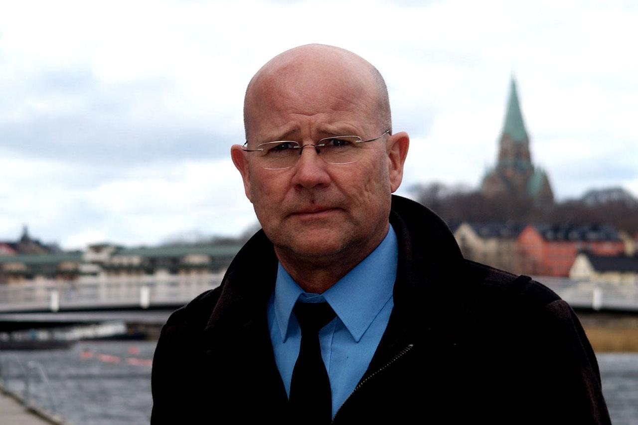 Länskriminalens chef Leif Jennekvist Intervju med Sjöstadsbladet