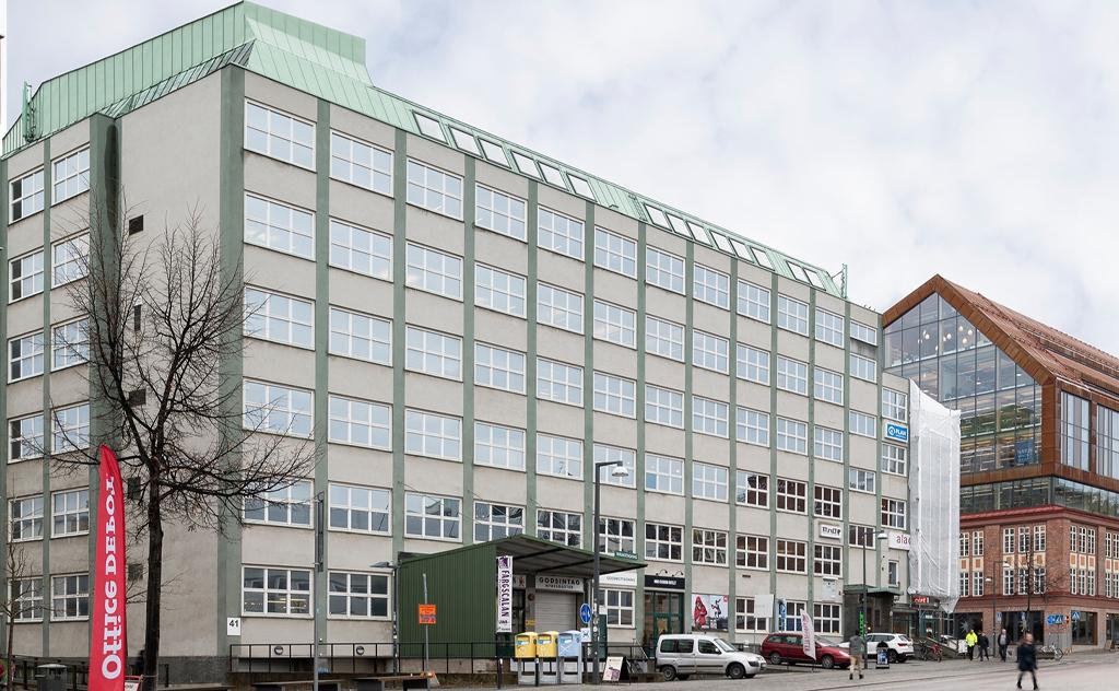 Påsen1 i Hammarby Sjöstad