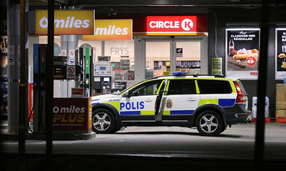 Polis Circle K