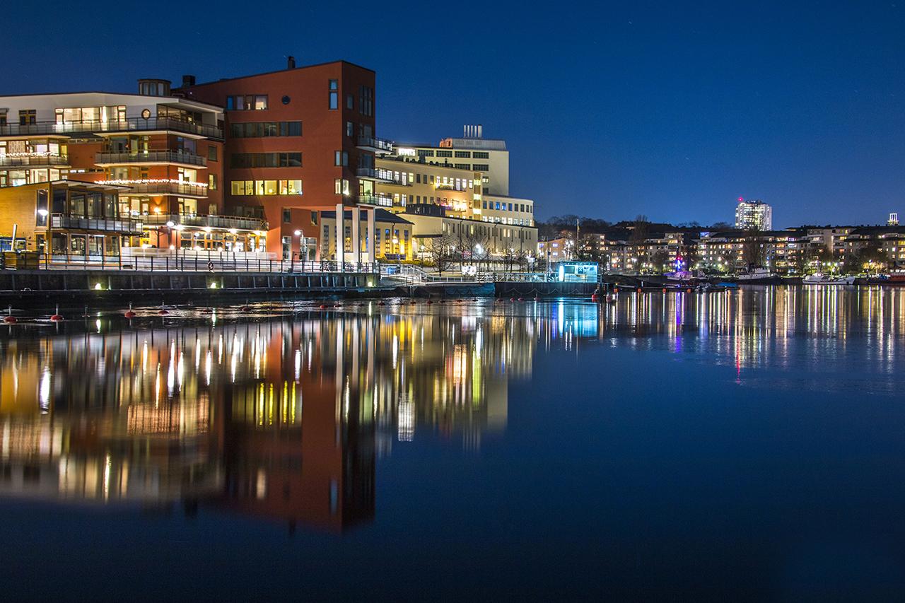 Restaurang Sjöstadens Marina