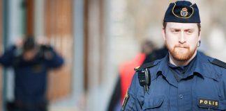 Sexuellt ofredande i Hammarby Sjöstad
