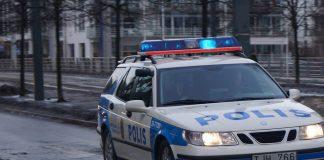 Rånförsök i Hammarby Sjöstad
