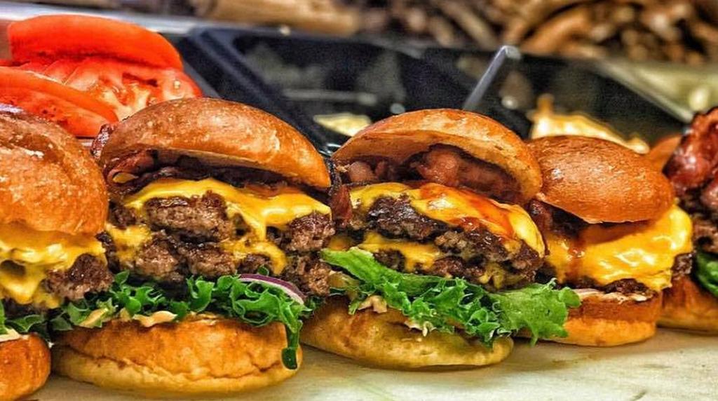 Bastards Burger i Sickla Köpkvarter
