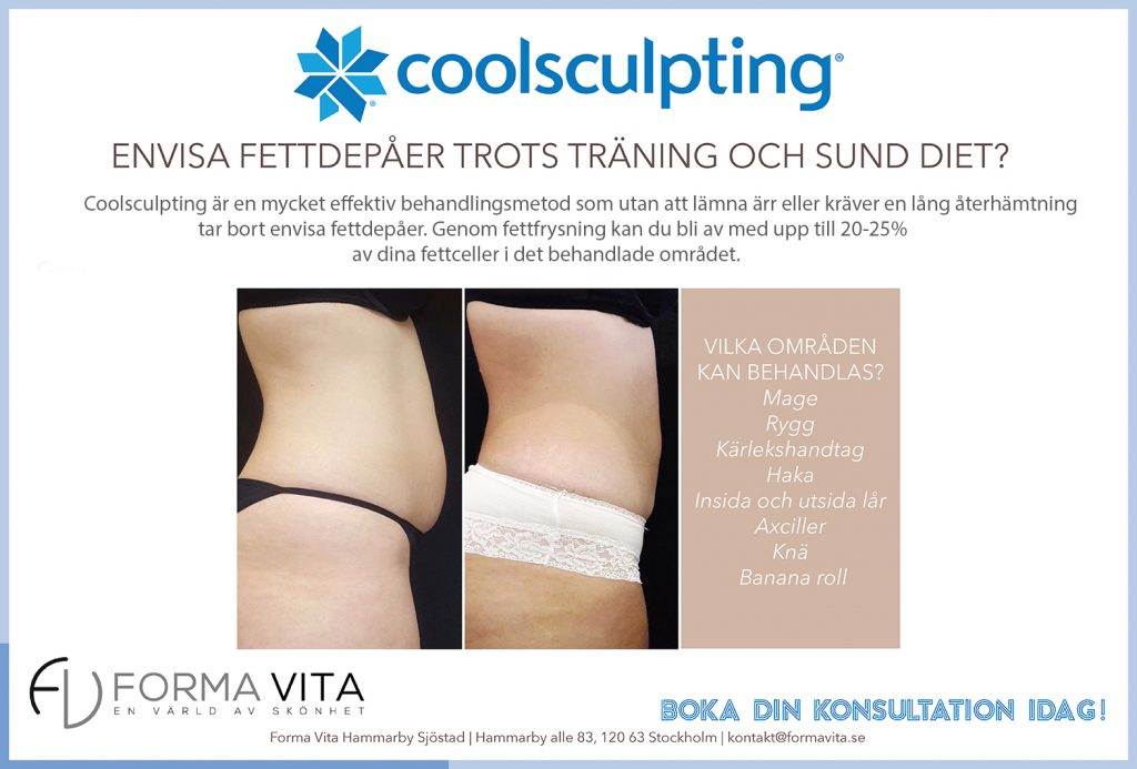 Formavita 2021 coolsculpting