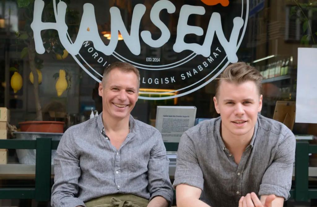 Kalf och Hansen Hammarby Sjöstad