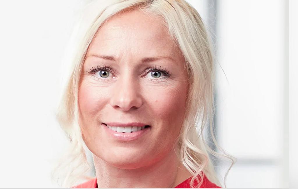 Karin Mizgalski, hållbarhetschef på Wallenstam