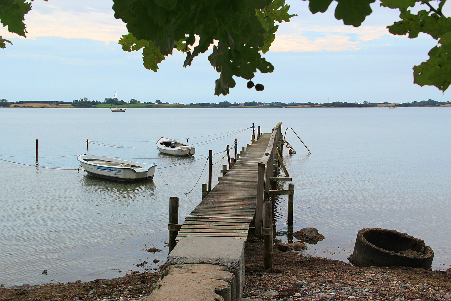Osterby, Insel Als