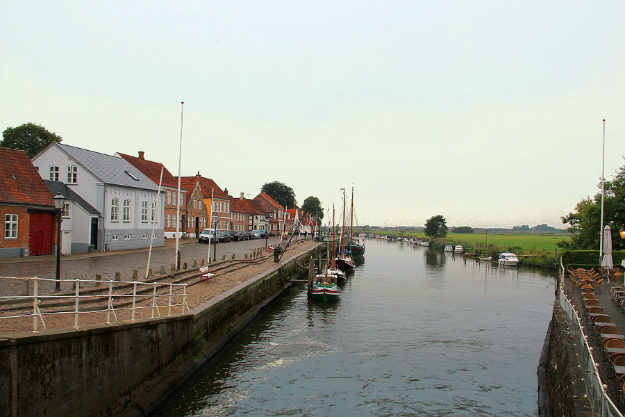 Ribe, Blick Richtung Wattenmeer