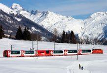 WAL3959 Glacier Express
