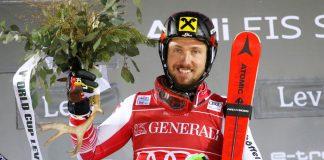 Audi FIS Alpine Ski World Cup - Men's Slalom Getty Images