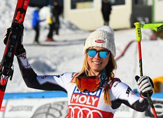Audi FIS Alpine Ski World Cup - Women's Super G Getty Images