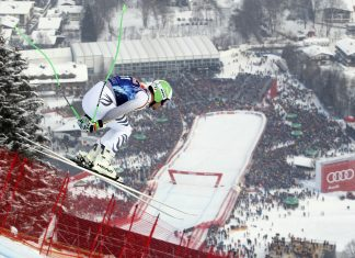 Audi FIS Alpine Ski World Cup - Men's Downhill Getty Images