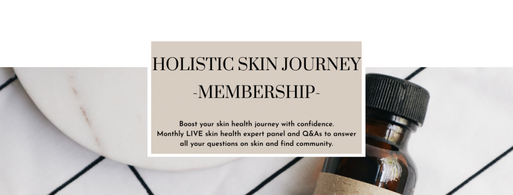 Holistic Skin Journey Membership