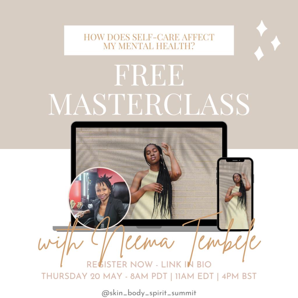 Neema Tembele Free Masterclass