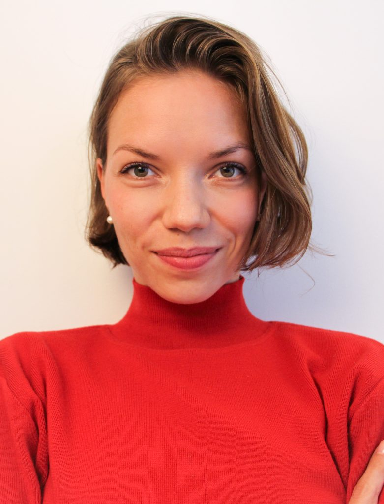 Satu Makinen, the founder of Nordic Natural Beauty Awards