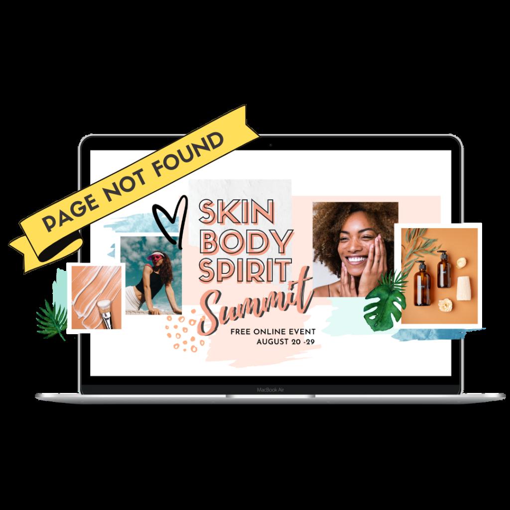 Skin Body Spirit Summit