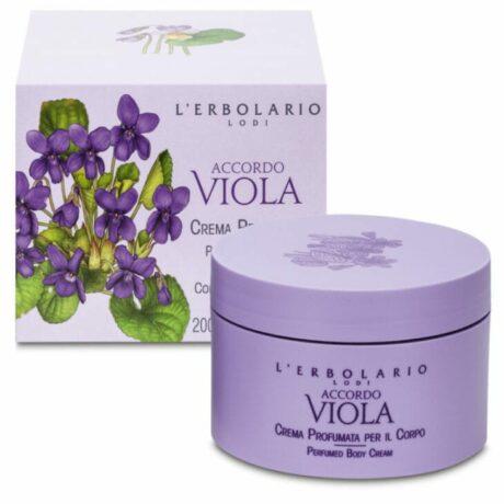 kroppskräm viol