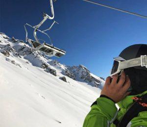 dansk skiskole St.Anton