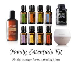 startpakke doterra family essentials
