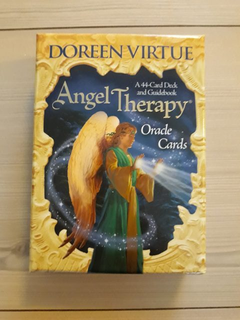 angel therapy orakelkort
