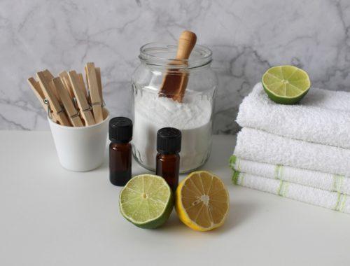 naturlig rengjøring