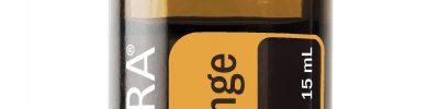 eterisk olje av villappelsin