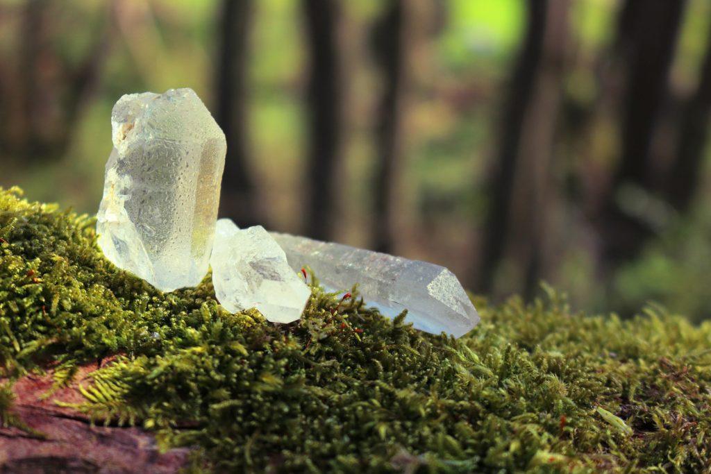 krystaller bergkrystall