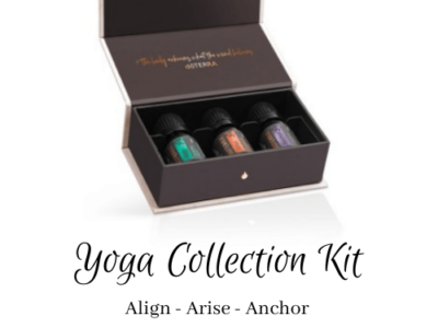 startpakke doterra yoga collection