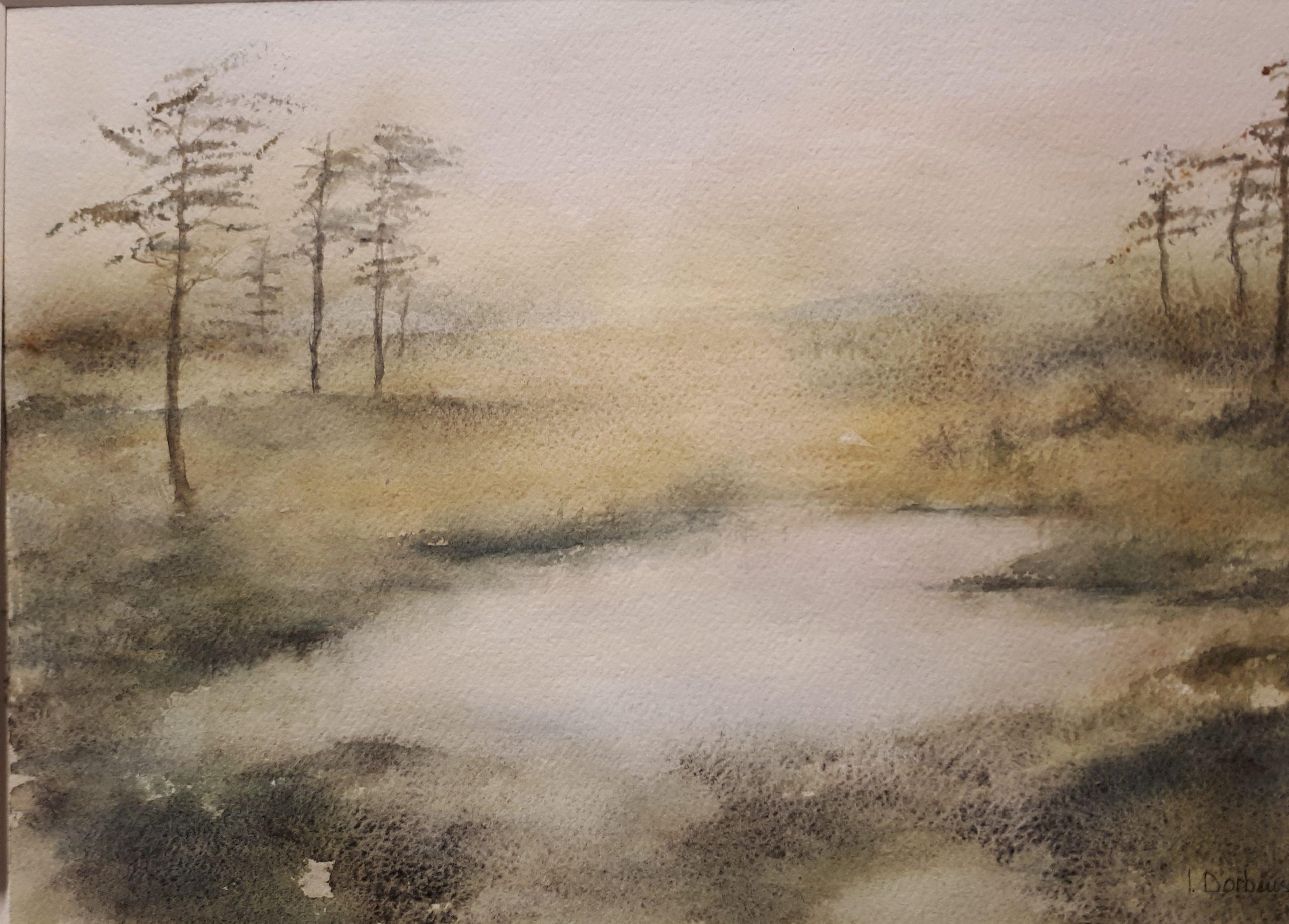 Från 4/11 och fram till jul visar Inger Dorbéus sina fina tavlor hos oss på Skogshyddan. Välkommen in och titta.
