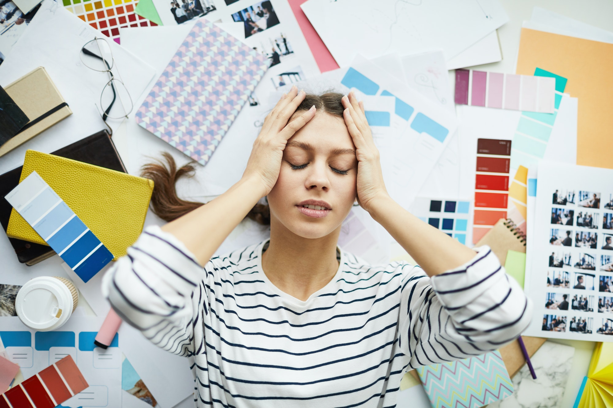 Gode råd til mindre stress som studerende