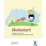 Forside pdf av Skolestart-hefte fra FFO