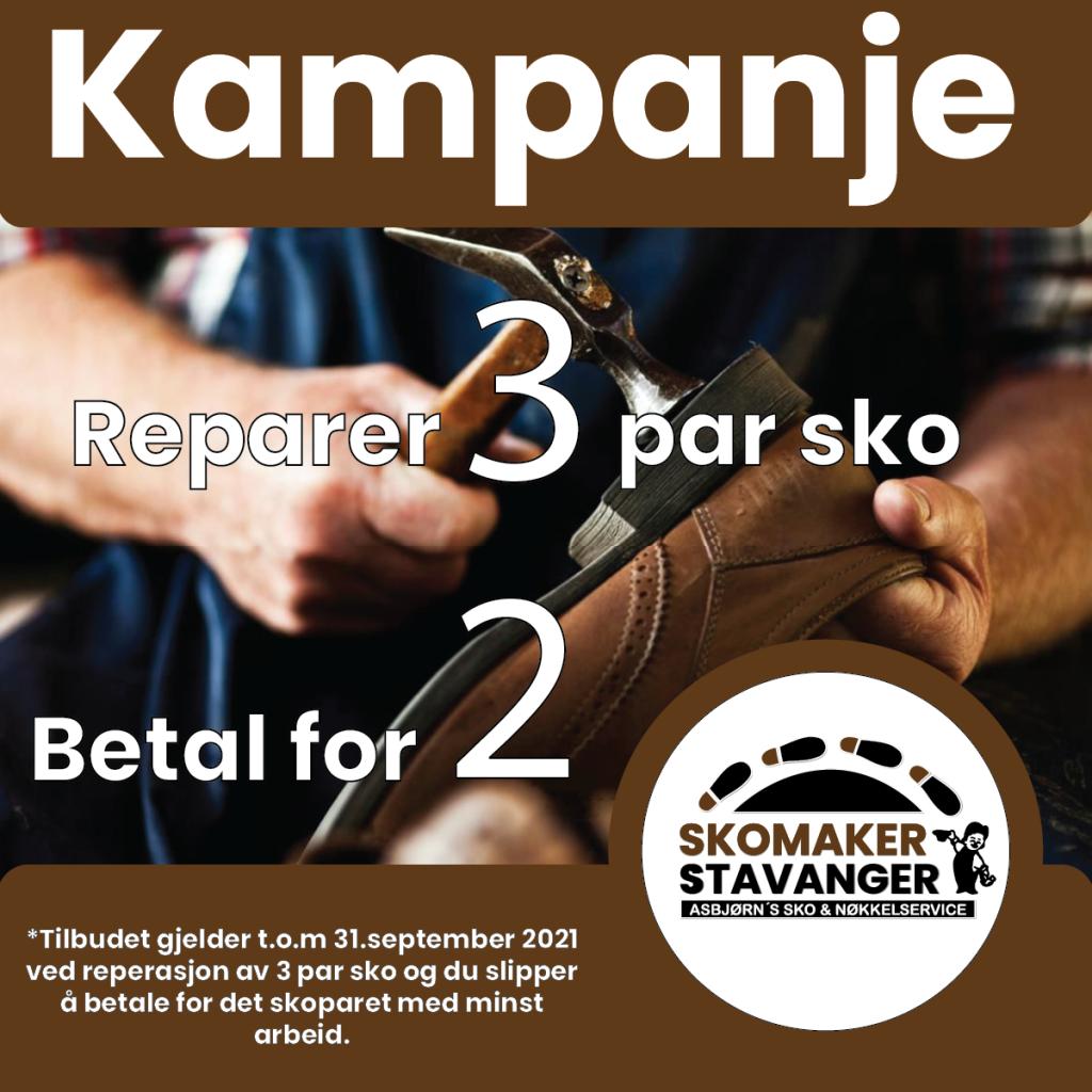 Skomaker Stavanger