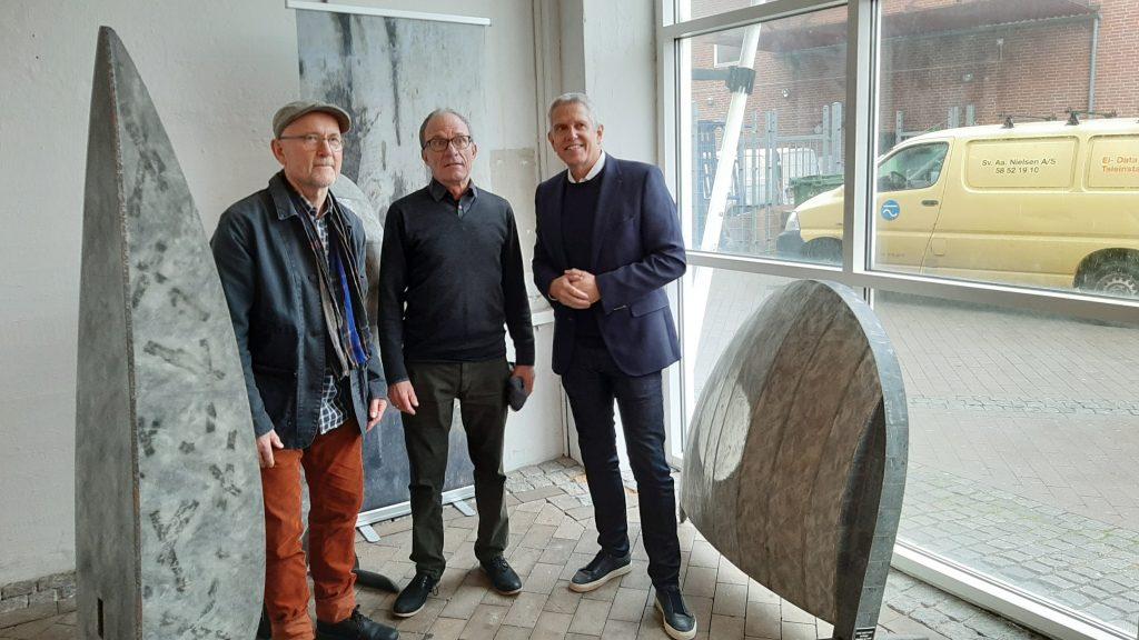 Peter Bjørn Olsen Reception