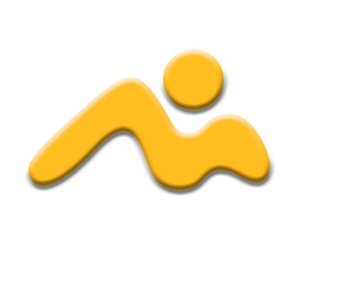 Norsk interesseforening for stamming og løpsk tale (NIFS)-logo