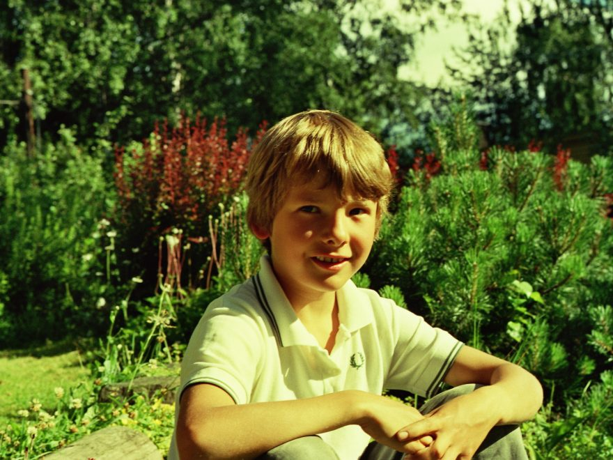 Stamming hos barn med Martin Aasen Wright