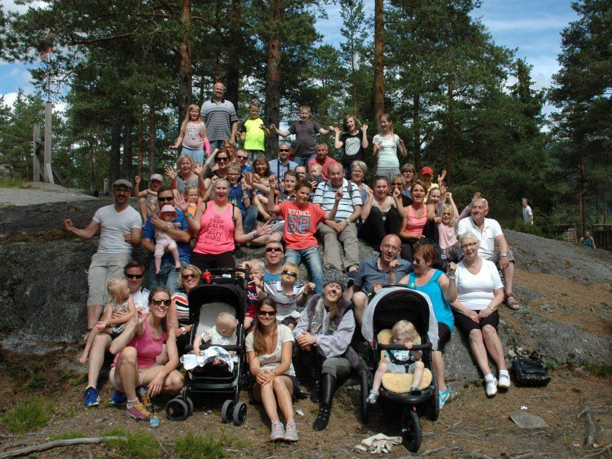 Norsk interesseforening for stamming og løpsk tale (NIFS)-sommerleir for barn som stammer