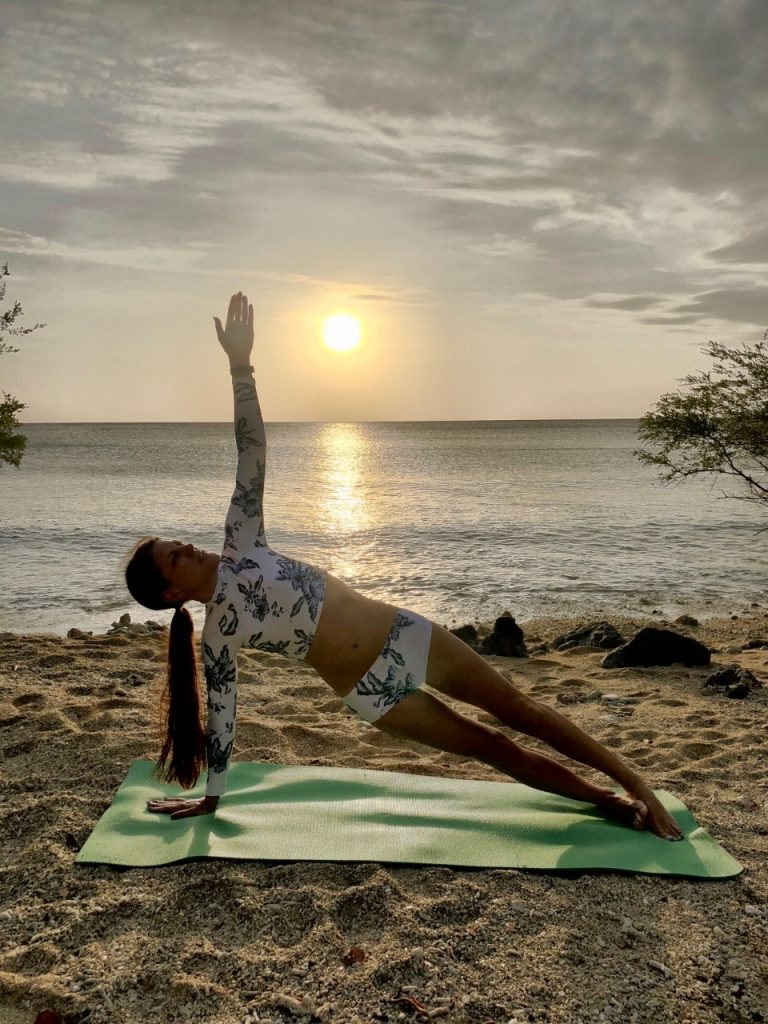 Alexandra Bone yoga