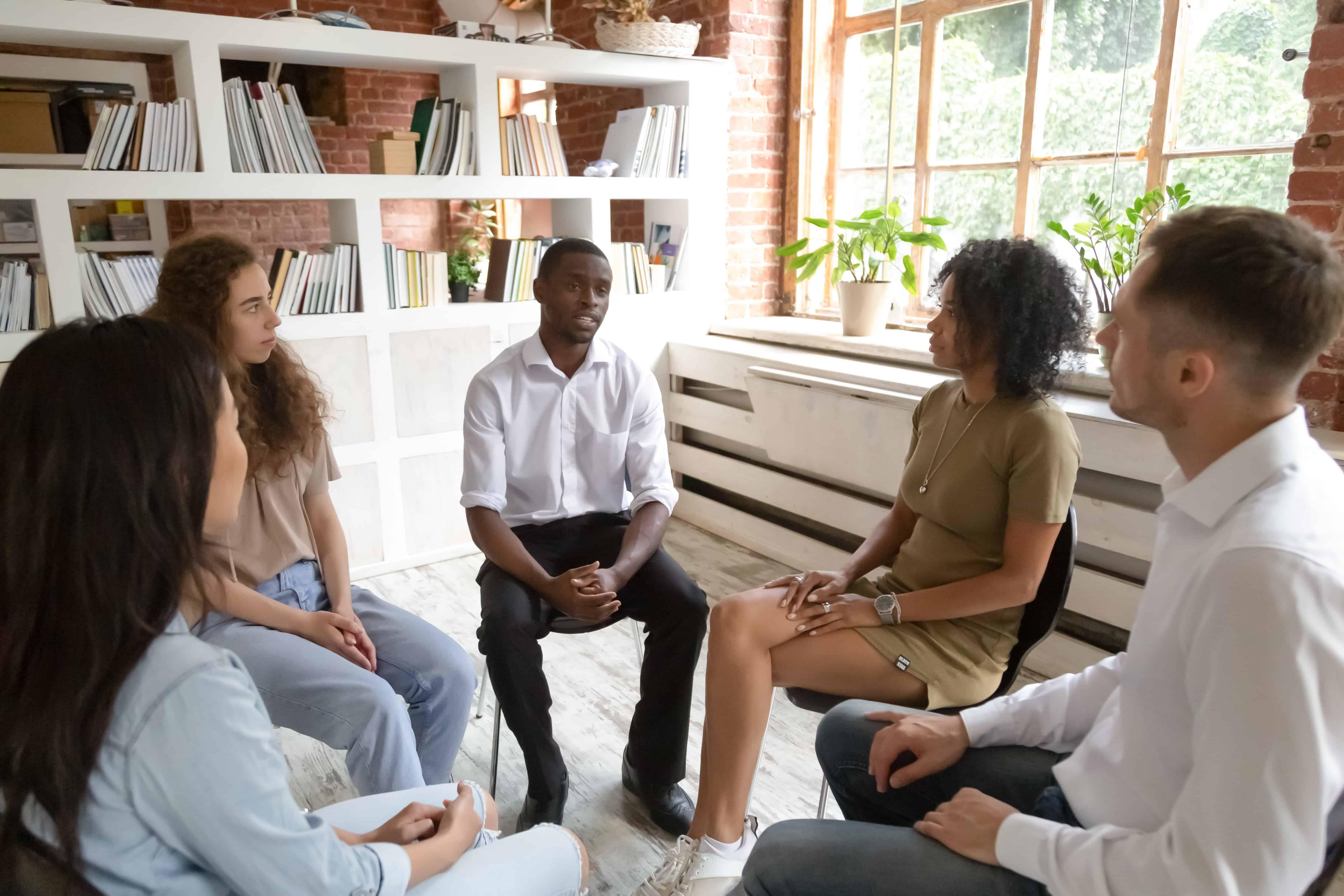 Slingshot Education Group Meeting
