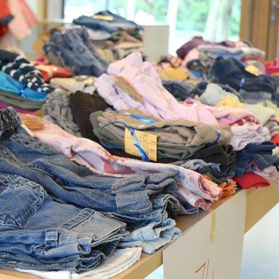 Bär dina gamla kläder med stolthet!