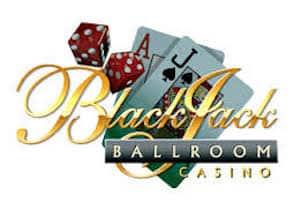 Blackjack Ballroom Casino Logo
