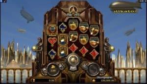 Epic City Slot Screenshot