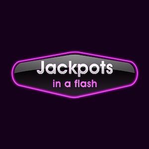 Jackpots In A Flash Casino Logo
