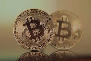 Bitcoin Münzen Logo